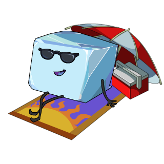 August 2015 Chill Cube Charm
