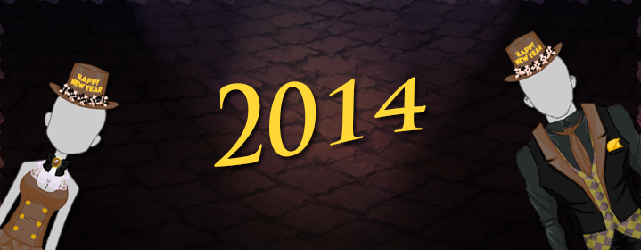 New Year's 2014 Outfits & Items