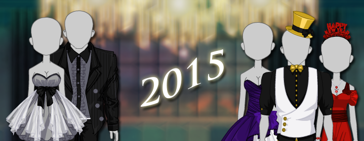 New Year's 2015 Outfits & Items
