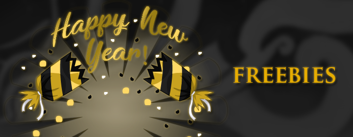 New Year's Freebies