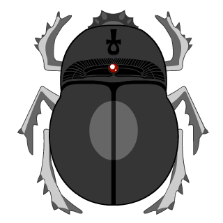 Vegas World's Scarab Of Ra Charm